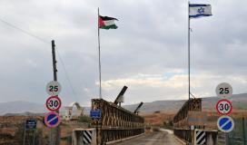 الأردن وا اسرائيل