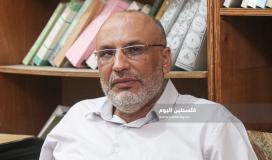 عضو المكتب السياسي لحركة الجهاد الإسلامي في فلسطين الدكتور يوسف الحساينة