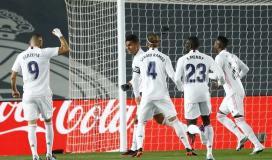 بث مباشر مباراة ريال مدريد والتشي اليوم السبت 13-3-2021