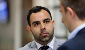 مدير مكتب منظمة هيومن رايتس ووتش في إسرائيل وفلسطين عمر شاكر.
