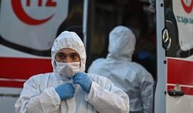 الأعلى منذ بدء الجائحة. صحة غزة تسجل 23 حالة وفاة بفيروس كورونا
