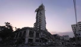 المجمع الايطالي بغزة