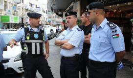 شرطة الخليل