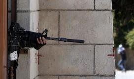 إصابة شاب برصاص قوات الاحتلال عمدًا في قلقيلية