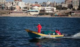 قوارب الصيادين