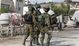 قوات الاحتلال تعتقل فتاة في مدينة القدس المحتلة