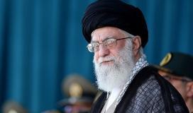 """القائد الأعلى للجمهورية الإسلامية """"إيران"""" علي خامنئي"""