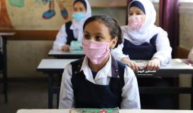 مدارس الحكومة بغزة تستأنف الدراسة لطلاب السابع حتى حادي عشر بدوام جزئي (11)