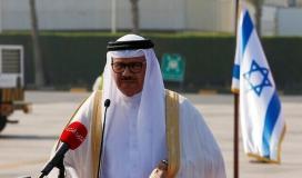 وزير الخارجية البحريني عبد اللطيف الزياني لإ