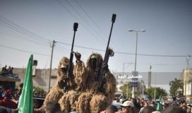 عرض عسكرى كتائب القسام (5) 