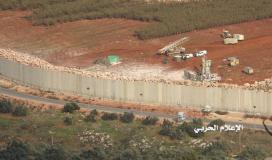 الحدود مع لبنان