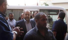 وفد حركة حماس في القاهرة