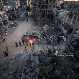 مازالت بيت حانون تئن من وحشية آلة الدمار الإسرائيلية