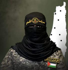 أبو حمزة الناطق باسم سرايا القدس الذراع العسكري لحركة الجهاد الإسلامي
