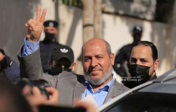 خليل الحية  عضو المكتب السياسى لحركة حماس (3).JPG