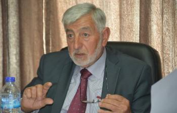 وزير الزراعة د. سفيان سلطان