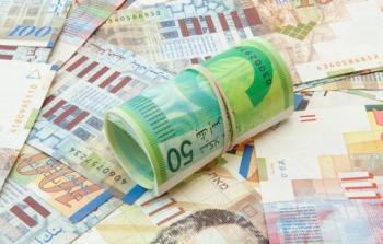 أسعار العملات مقابل الشيقل اليوم الاحد 4-4-2021