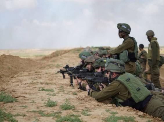 الاحتلال يطلق النار تجاه أراضي المزارعين شرق خانيونس